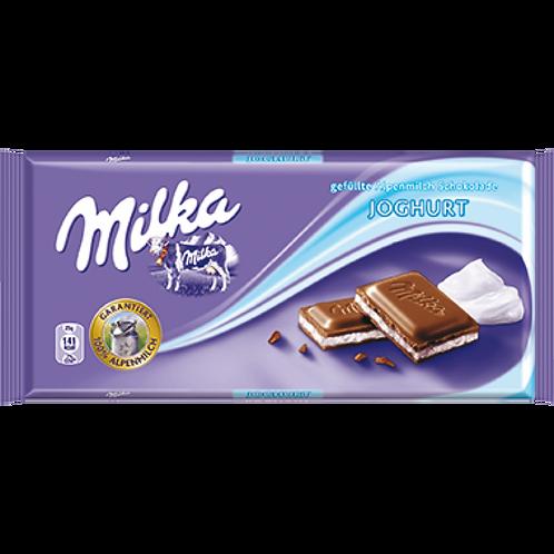 Milka Yoghurt Chocolate