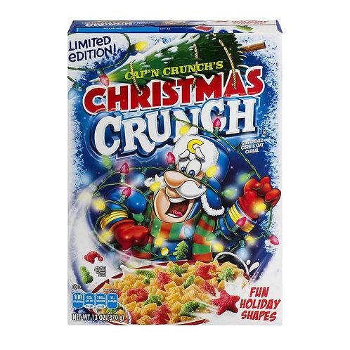 Capn Crunchs Christmas Crunch Cereal