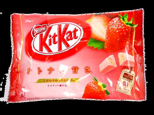 Kit Kat Strawberry Cheescake - 12pcs