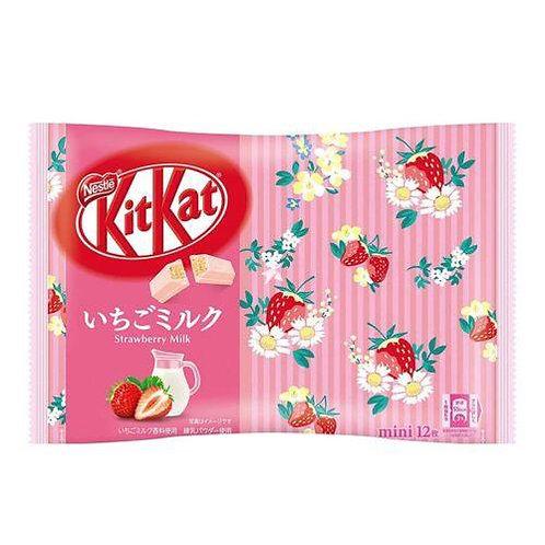 Kit Kat Strawberry Milk