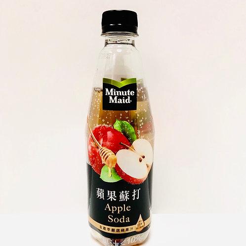 Minute Maid Honey Apple Soda