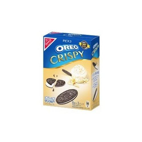 Oreo Crispy Vanilla Mousse