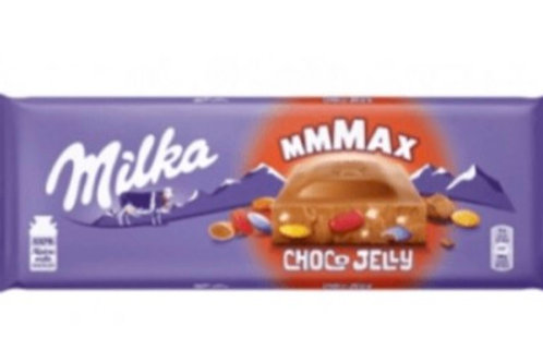 Milka Chocolate Jelly Max