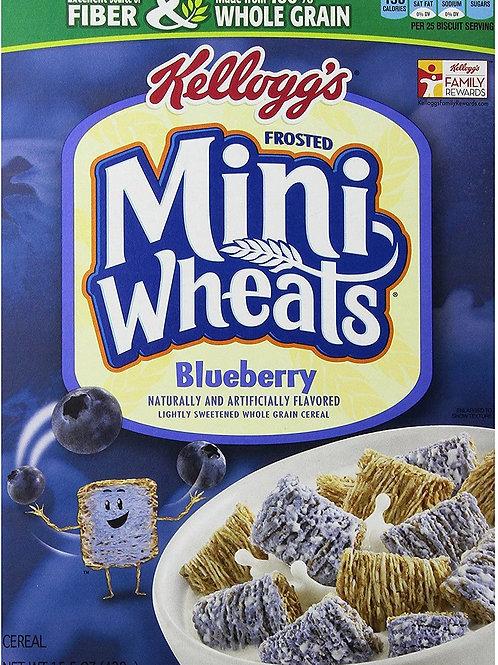 Mini Wheats Blueberry