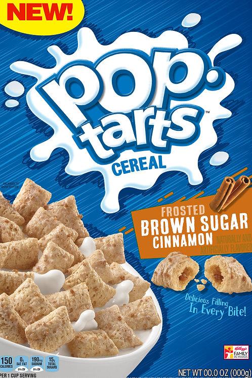 Pop Tarts Brown Sugar Cereal