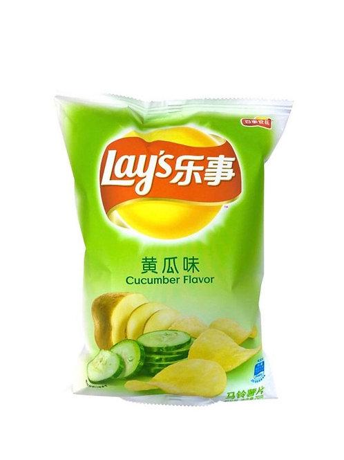 Lays Cucumber