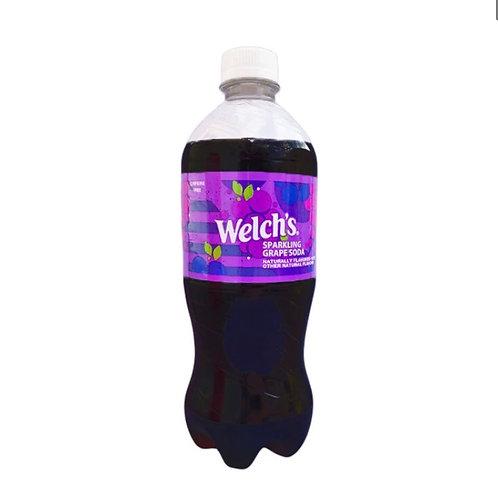 Welch's Sparkling Grape Soda