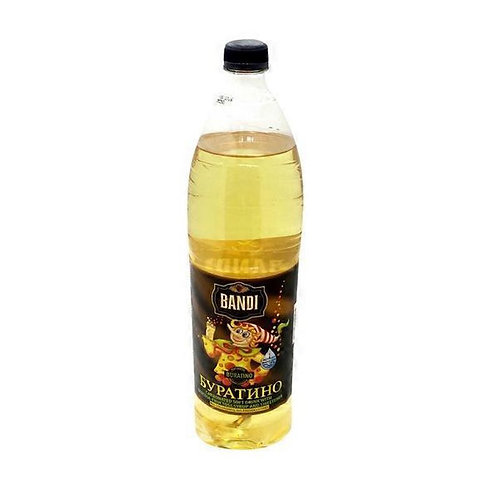 Bandi Buratino Carbonated Soft Drink 1.5 Litre Bottle