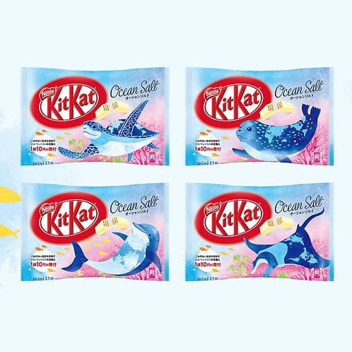Kit Kat Ocean Salt