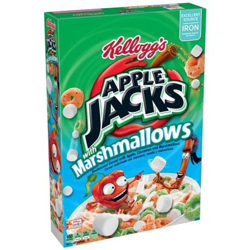 Apple Jacks Marshmallows