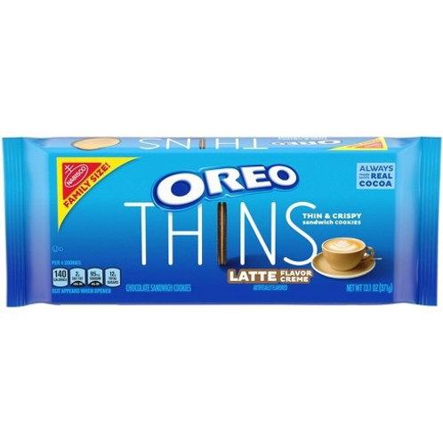 Oreo Thins Latte