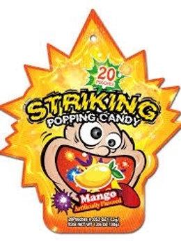 Striking Popping Candy Mango (20 pcs)