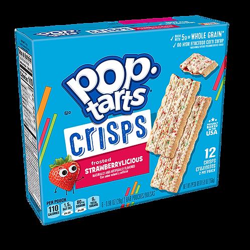 Pop Tarts Crisps Strawberry