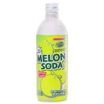 Sangaria Ramu Bottle Melon Soda 500ml