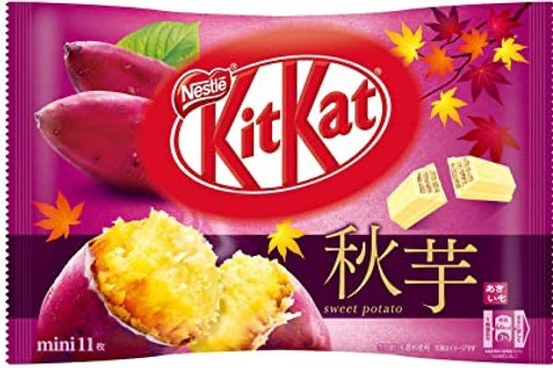 Kit Kat Sweet Potato - 165g - 12pcs