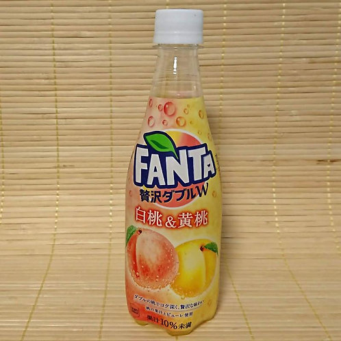 Fanta Double Peach (Japan)