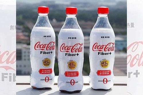 Coca Cola Fiber Plus 600ml