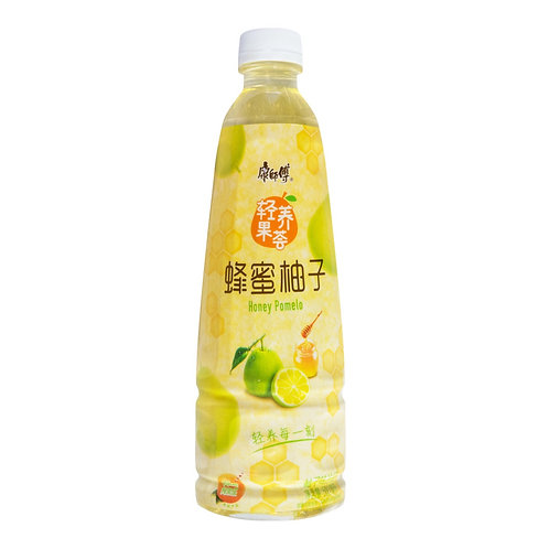 Master Kon Honey Citron Pomelo 500ml