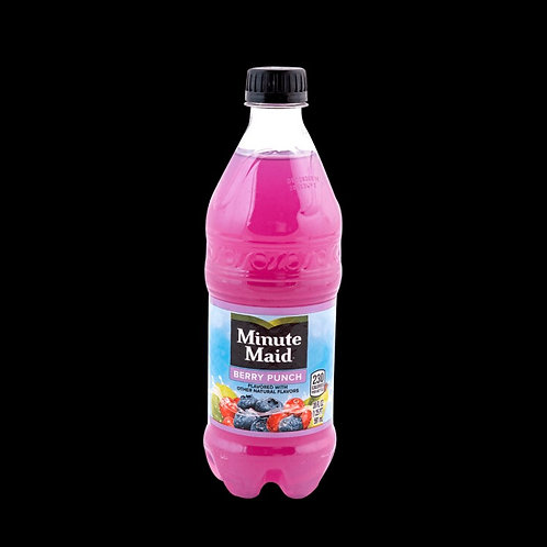 Minute Maid Berry Punch