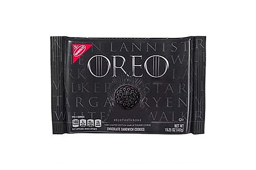 Oreo Game Of Thrones