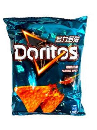 Doritos Flaming Spicy