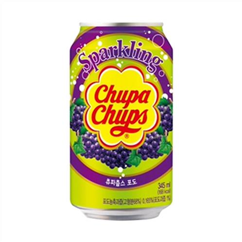 Chupa Chups Soda Grape Soda