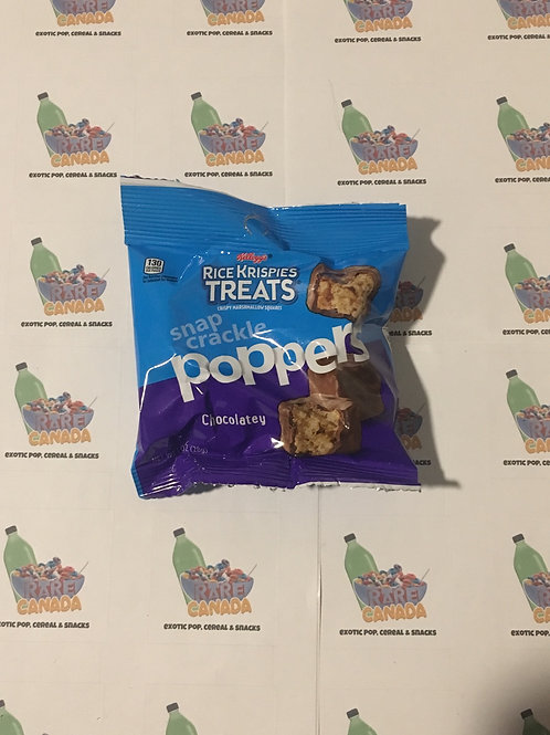 Poppers Chocolate Single Packs
