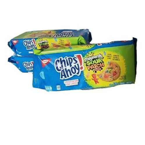 Chips Ahoy Sour Patch kids