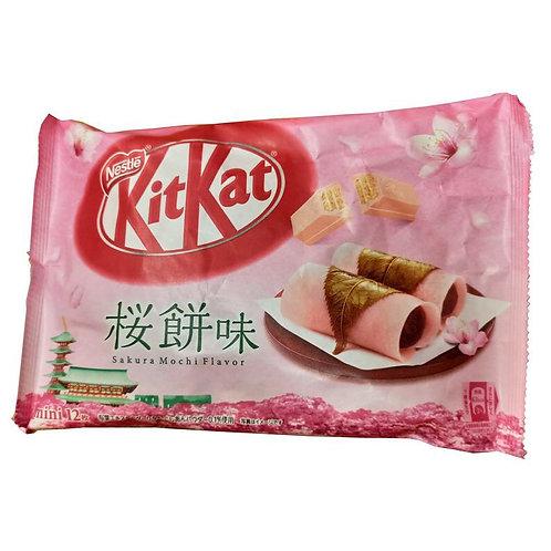 Kit Kat Sakura Mochi