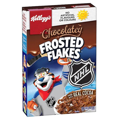 Chocolatey Frosted Flakes Cereal