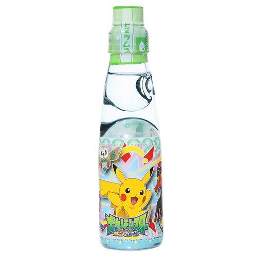 Pokemon Tombo Ramune Lemonade Soft Drink 200ml