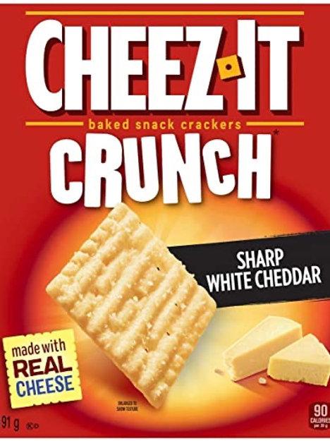 Cheez It Sharp White Cheddar