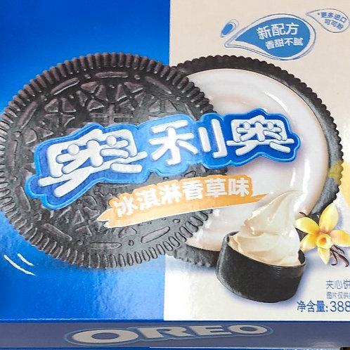 Oreo Vanilla Ice Cream