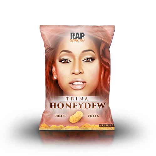 Trina | Honeydew Cheese Puffs