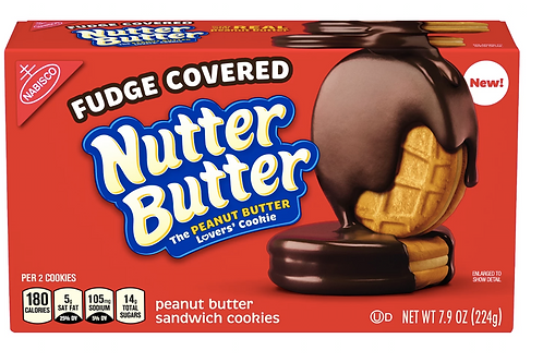 Fudge Covered NutterButter