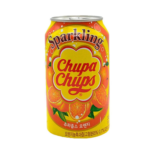 Chupa Chups Soda Orange 345ml
