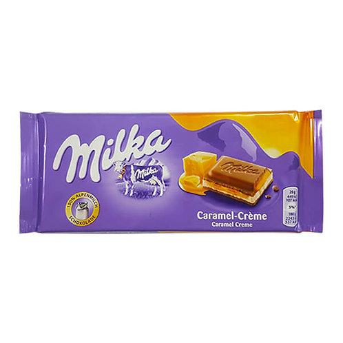 Milka Caramel Creme