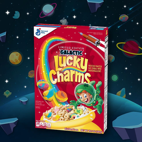 Galactic Lucky Charms Limited Edition
