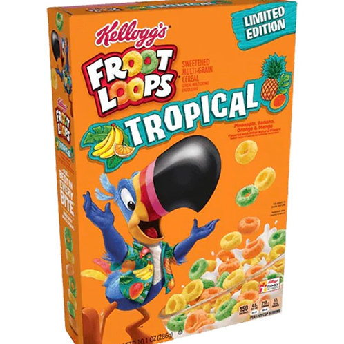Fruit Loops Tropical Cereal