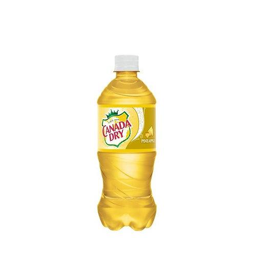 Canada Dry Pineapple 591ml Bottle
