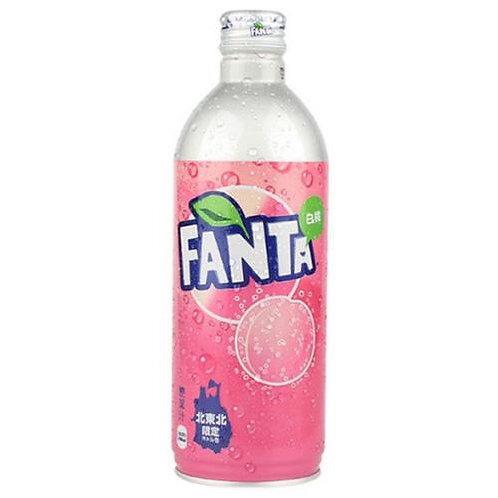 Fanta Peach Flavor Japan