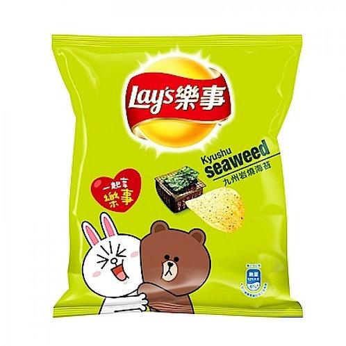 Lays Seaweed Flavor 70g