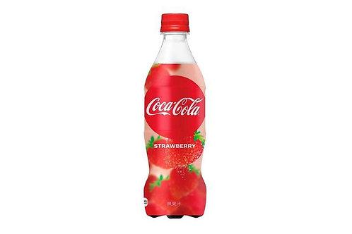 Coca Cola Strawberry