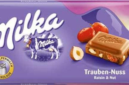 Milka Traubin Nuss