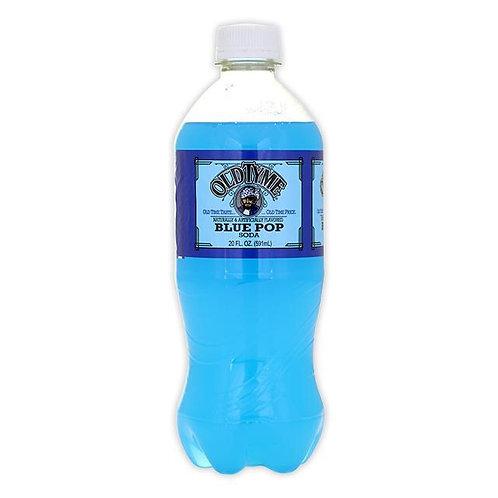 Old Tyme Blue Pop