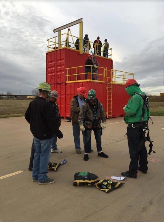 Teksolv rescue 1 trianing class 2017