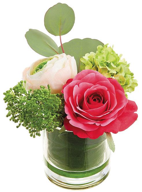 "5.25"" Ranunculus/Rose/Snowball - Monthly Rental (Qty 2)"