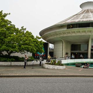 Brass Mob at Planetarium