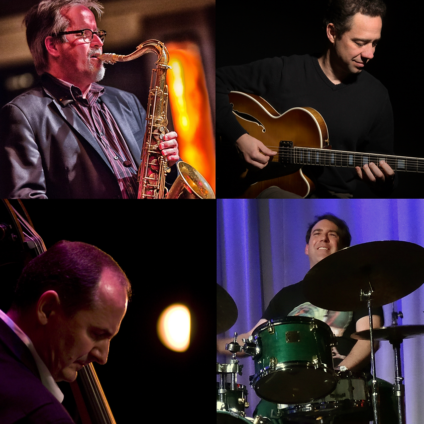 LA Jazz Quartet 25th Anniversary Celebration!
