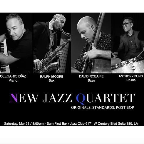Olegario Diaz Quartet